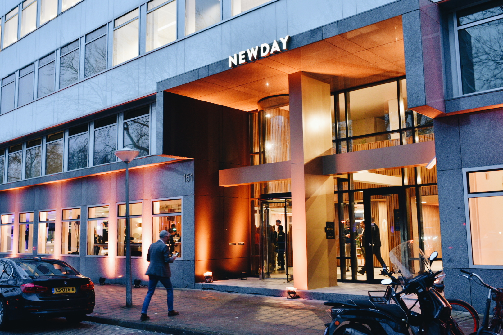 Newday Offices Amsterdam Zuid