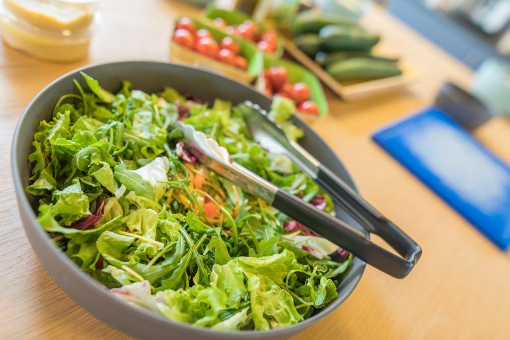 Gezond en Lekker! Precies zoals de lunch bij Newday Offices Apeldoorn is!